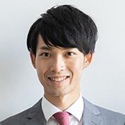 企画推進本部web広報担当者の顔イメージ写真