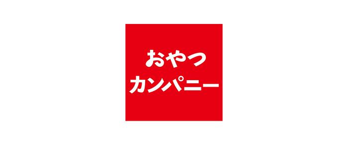 株式会社おやつカンパニー様ロゴ